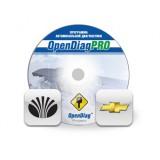 Модуль Chevrolet Daewoo для OpenDiag Pro