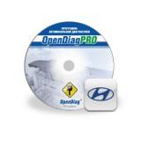 Модуль Hyundai для OpenDiag
