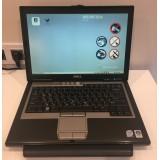 Ноутбук с комплектом ПО для диагностики Mercedes STAR C3
