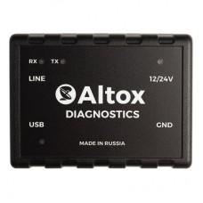Сканер для диагностики автомобилей Renault