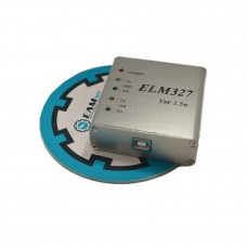 ELM 327 v1.5 USB (Металлический корпус)