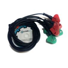 DIS Cx 6 комплект ёмкостных датчиков для диагностики DIS систем зажигания для осциллографа Посталовского