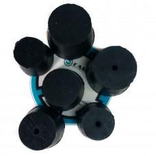 Комплект пробок № 3 (6 шт) для дымогенератора