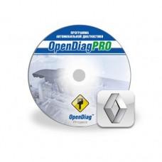 Модуль Renault для OpenDiagPro
