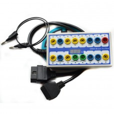OBD2 protocol detector & brake out box