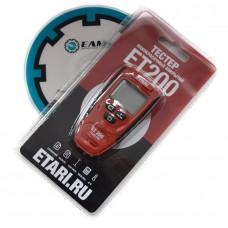 Тестер ET200 (чермет/цветмет)