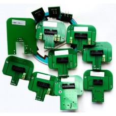 Комплект головок для программатора K-TAG