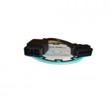 Переходник Subaru 9 pin на OBD-II 16pin