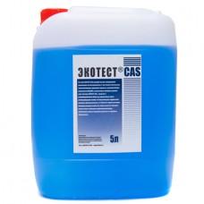 Тестовая жидкость для уз-очистки