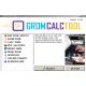 GCT Grom Calc Tool
